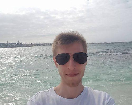 Michał Zwiślak | Studiuj w Anglii!
