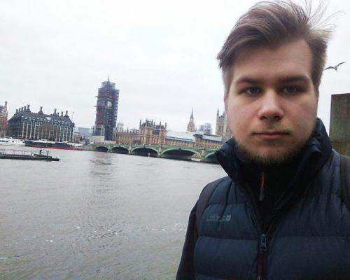 Łukasz Siwanowicz | Studiuj w Anglii!